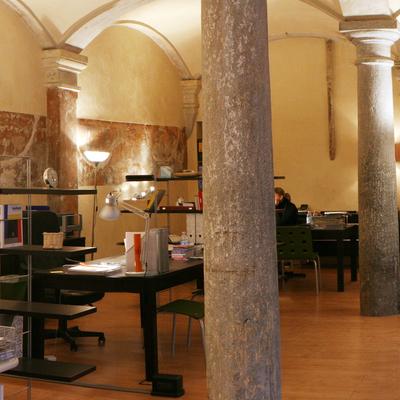 Recupero storico di una vecchia stalla e trasformazione in Studio di Architettura