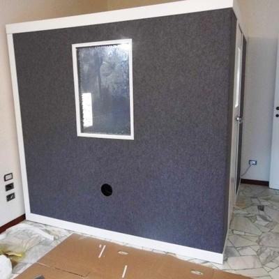 Box insonorizzato