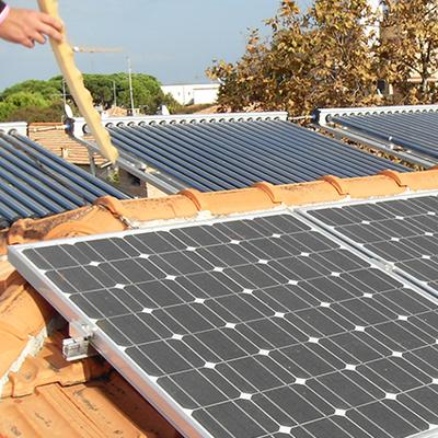fornitura e installazione fotovoltaico e solare termico