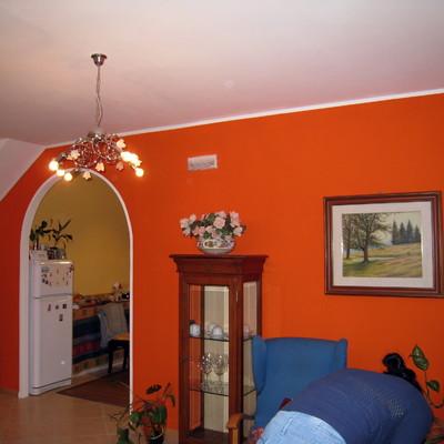 Parete In Cartongesso Con Porta Scorrevole Esterna : Preventivo parete ...