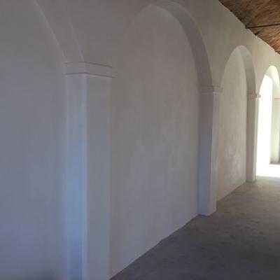 Parete interna: risolto problema umidità ai muri