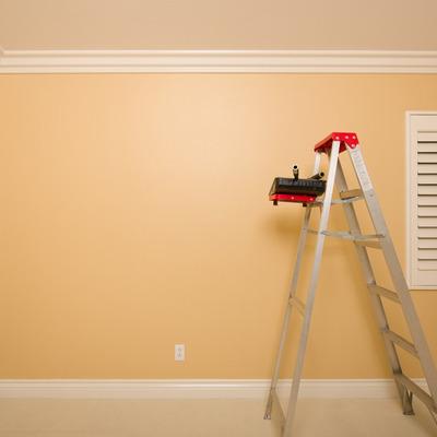 parete colorata