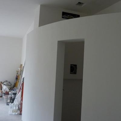 parete curva