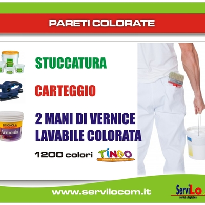 Pareti Colorate