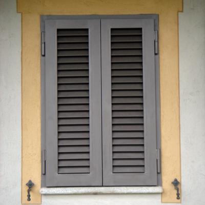 Particolare spalletta finestra