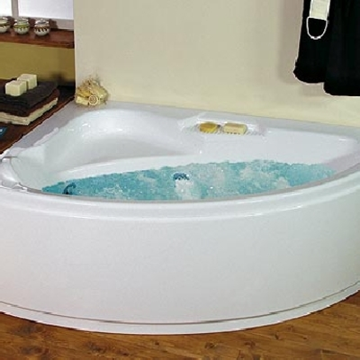 particolare vasca idromassaggio