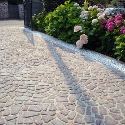 Pavimentazione Porfido