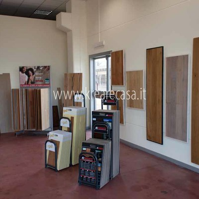 Pavimenti in legno, laminato e pvc
