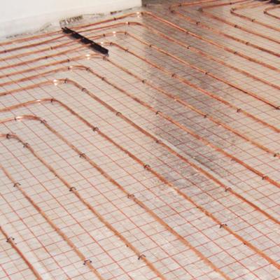 installazione riscaldamento a pavimenti