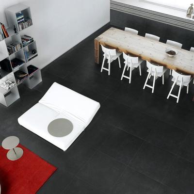 Pavimento in gres effetto cemento - Smart Town