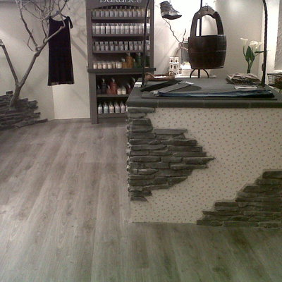 pavimento in laminato