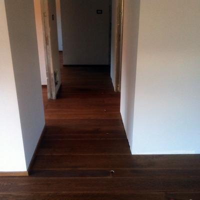 pavimento in legno prefinito