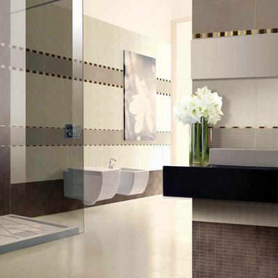 Idee e foto di bagni per ispirarti pagina 5 habitissimo - Piastrelle bagno lucide o opache ...