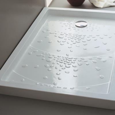 collaudo piatto doccia