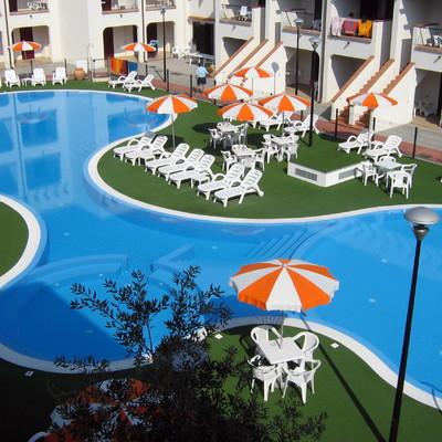 piscina a curve
