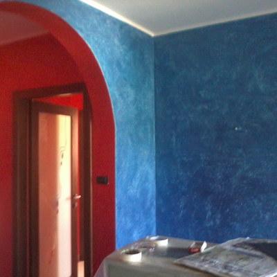 pittura casa dei sogni