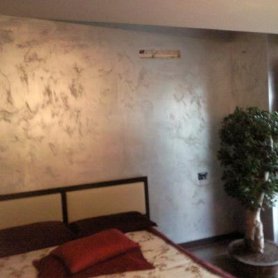 Franco dal interno offerta del mese imbiancatura - Pitture particolari per camera da letto ...