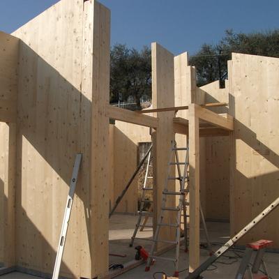 Pomhaus costruzioni srl cerro veronese for Casa del cantiere