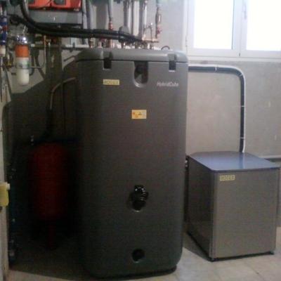 pompa di calore aria acqua solare