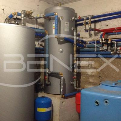 Sistema Ibrido Pompa di calore e Caldaia
