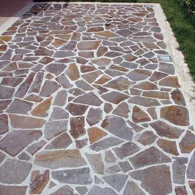 porfido mosaico