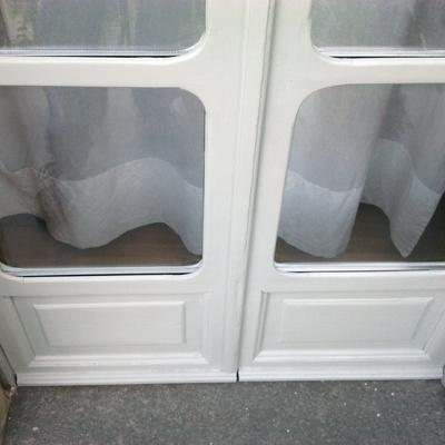 porta finestra fine lavoro