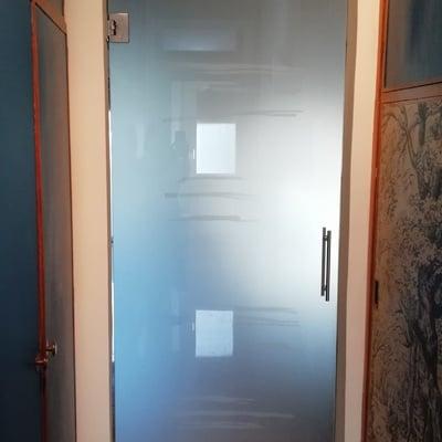 Una porta su misura