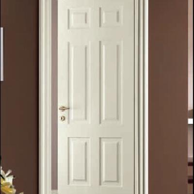 porta pantografata avorio