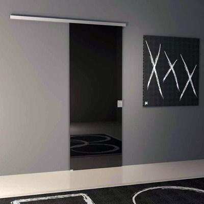 Porta per interni in vetro