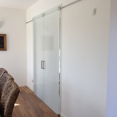 Casa immobiliare accessori guida per porta scorrevole - Ferramenta porta scorrevole ...