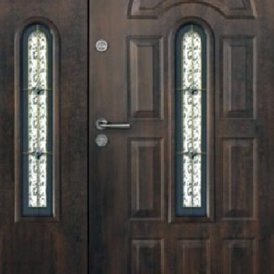 porte blindate doppia anta