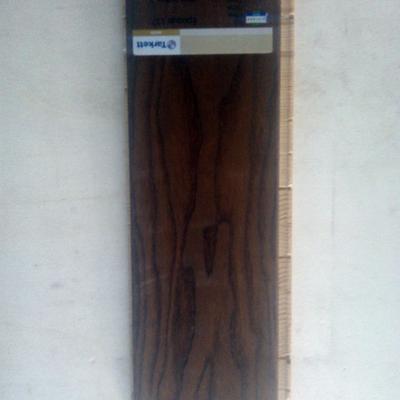 prefinito legno Frassino Cognac spazzolato bisellato