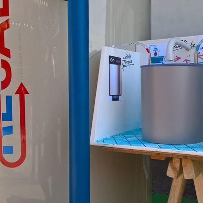 prodotto di alta tecnologia per il risparmio acqua sanitaria