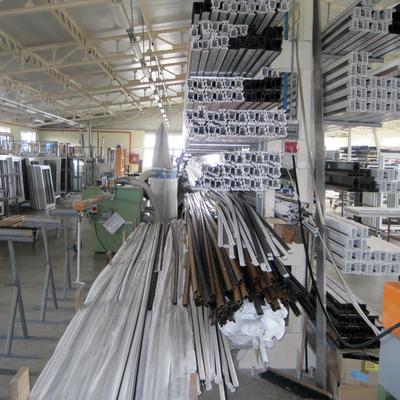 Produzione Finestre, Portoncini, Persiane in PVC