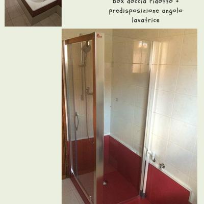 Trasformazione da vasca in doccia iDeaDoccia®