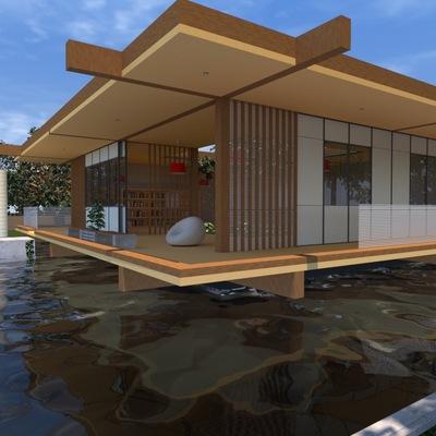 Progettazione di idea innovativa di casa