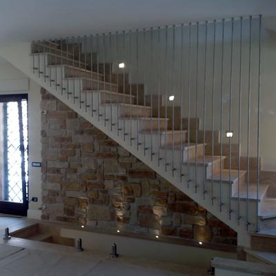 Progettazione e iterior design di una Villa a Roma
