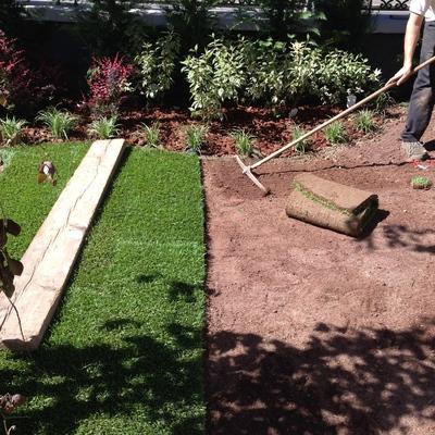 Progettazione e realizzazione giardini e terrazzi