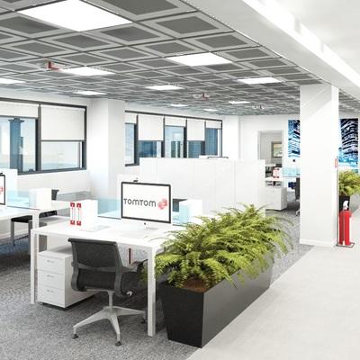 Presentazione uffici 3D