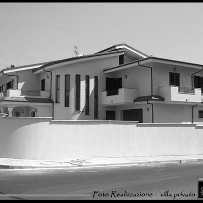 progettazione villa