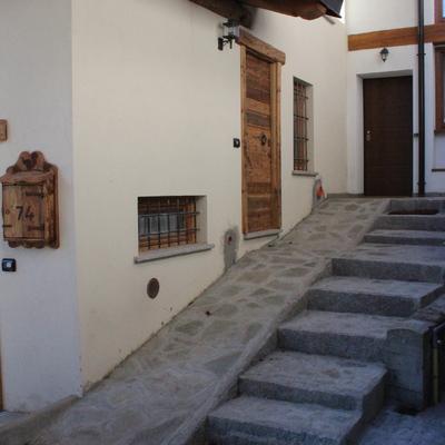 Progetto accesso abitazione