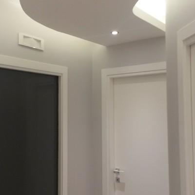 Progetto di ristrutturazione di un appartamento al Centro Direzionale di Napoli