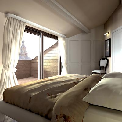 Progetto e Modellazione camera da letto