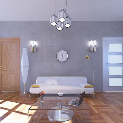 Progetto Living Room