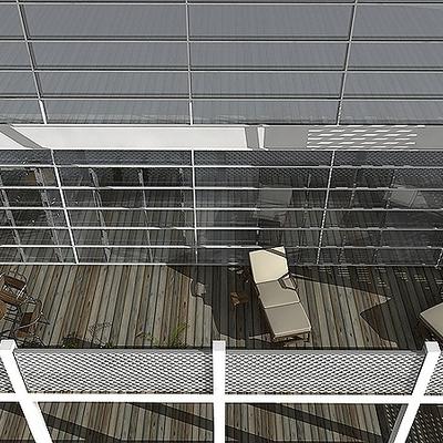 Progetto terrazza
