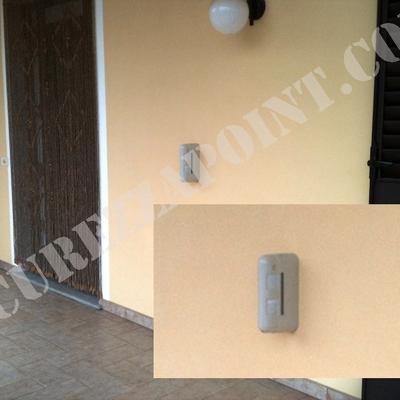 Protezione porte e finestre con sensore antifurto OPTEX
