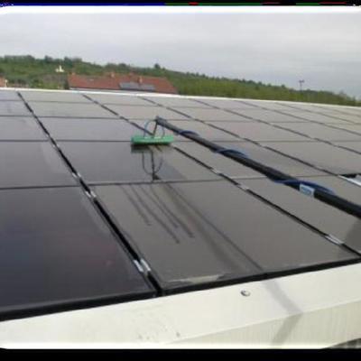 Pulizia Pannello Fotovoltaico
