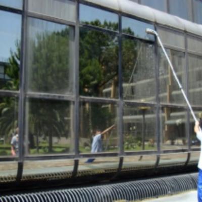 Pulizie vetrate con Osmosi inversa