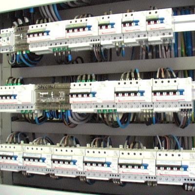 Quadro elettrico uso industriale