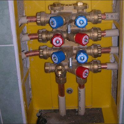 Realizzazione impianto idraulico